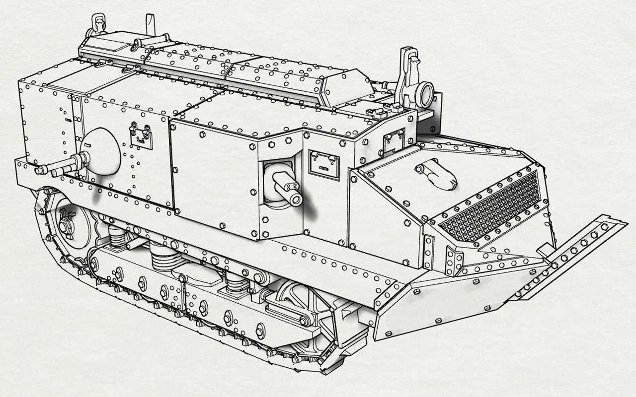 5 самых провальных танков XXвека— фото 966822