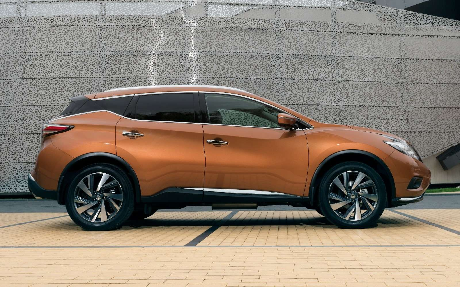 Объявлены рублевые цены нановый Nissan Murano— фото 614361