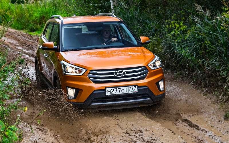 Hyundai Creta изпарка ЗР: жизнь после тридцати