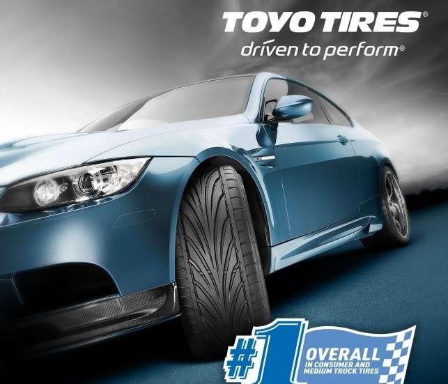 Японская Toyo Tire оштрафована вСША $120 миллионов заценовой сговор