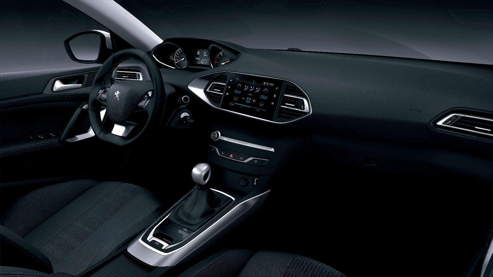 Обновленный Peugeot 308: известны рублевые цены икомплектации— фото 813948