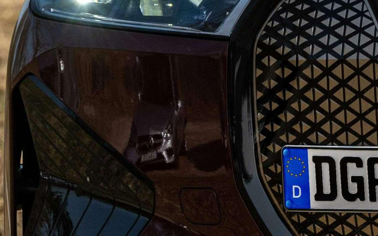 Mercedes передал привет софициальных фото нового BMW— фото 1231951