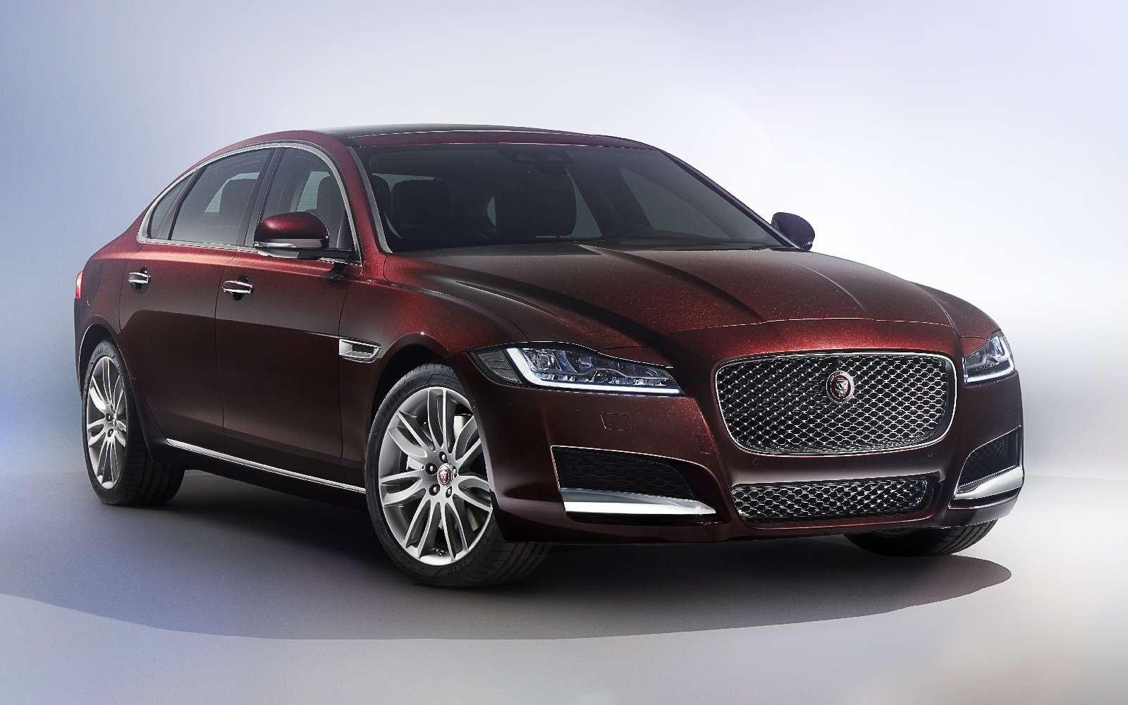 Jaguar XFL— мимикрирующий аристократ— фото 580548