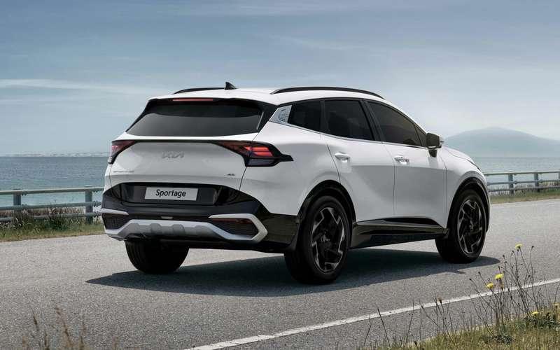 Новый Kia Sportage: моторы, коробки идругие подробности