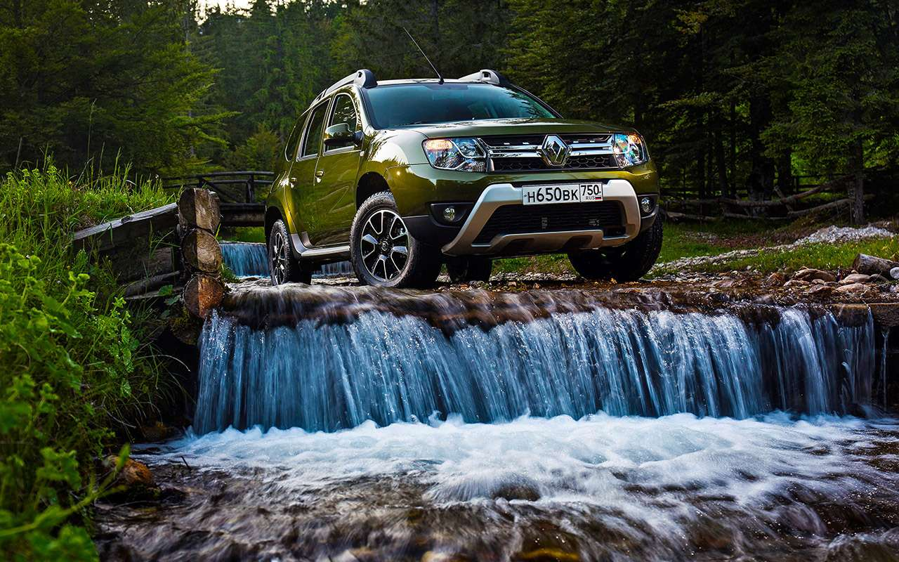Renault Duster: пять лет продаж идесять удивительных фактов— фото 806199