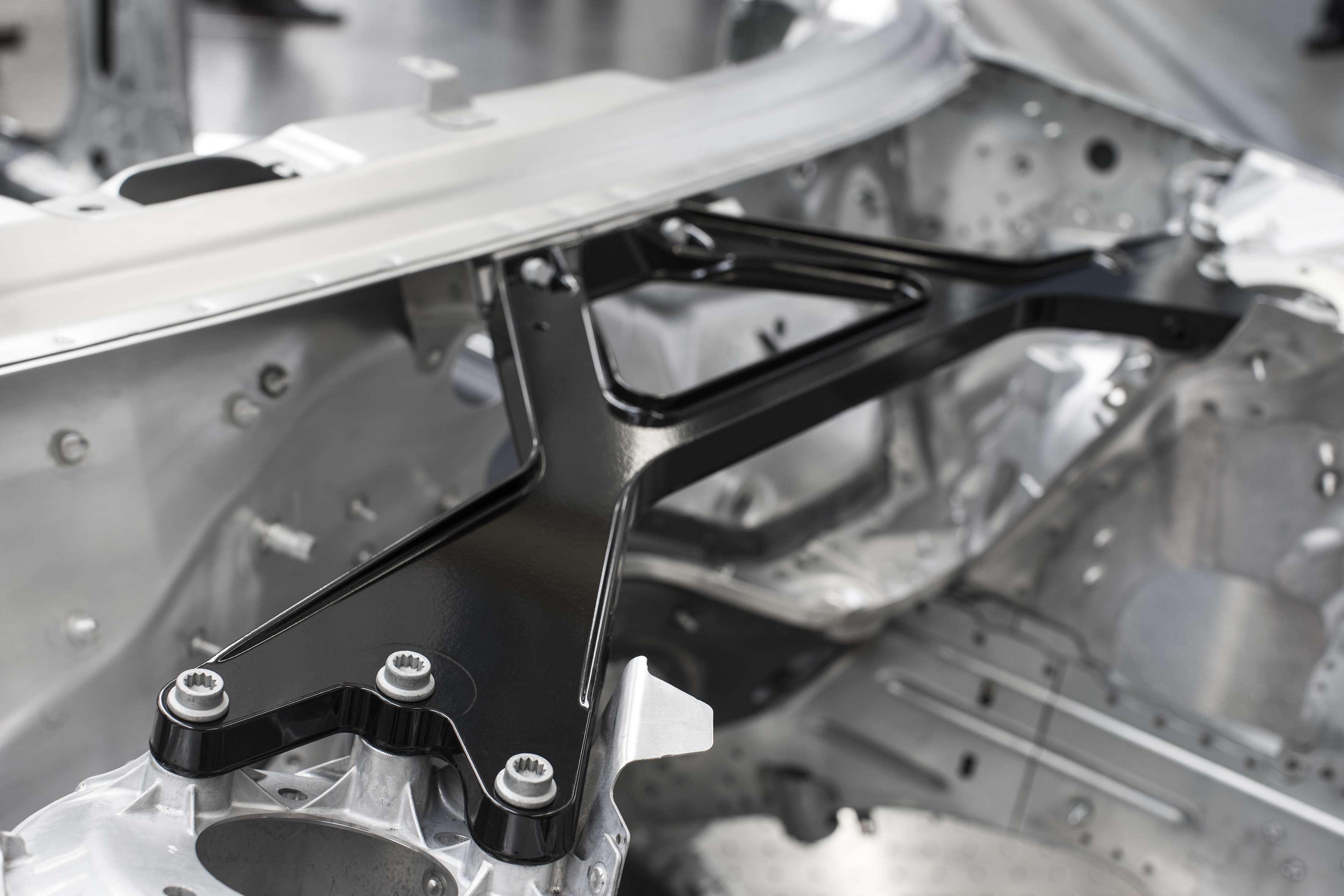 Новый Audi A8: работа надошибками BMW— фото 732825