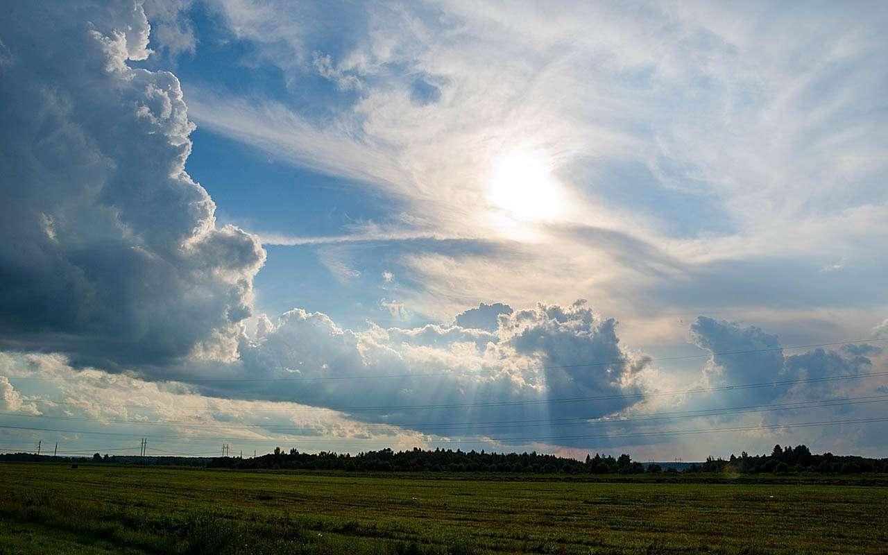 Большое путешествие наШкоде Кодиак: «однушка» наколесах— фото 814289