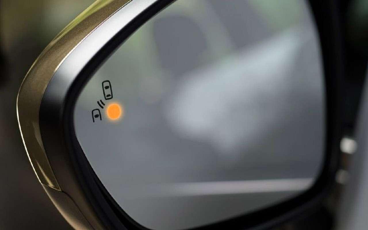 Всеэто скоро вобычных авто: очень продвинутые системы безопасности— фото 1246514