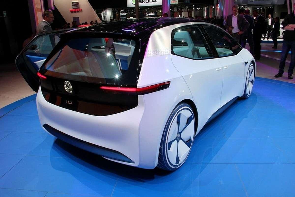 Развитие рынка электромобилей— фото 1057342