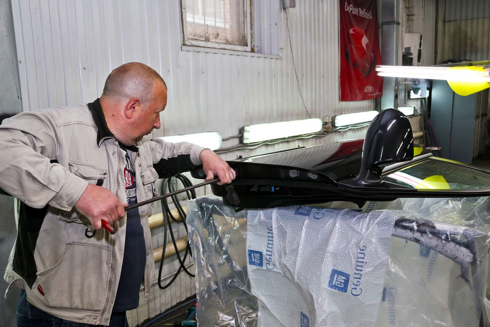 Технологии локального кузовного ремонта: ловкость рук— фото 612162