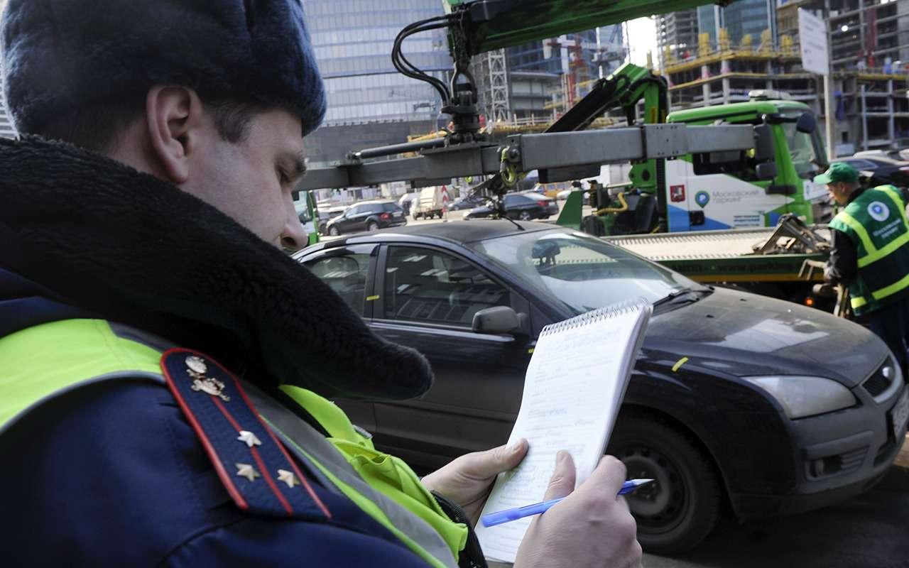 А давайте отнимать машины у нарушителей! — инициатива властей Москвы