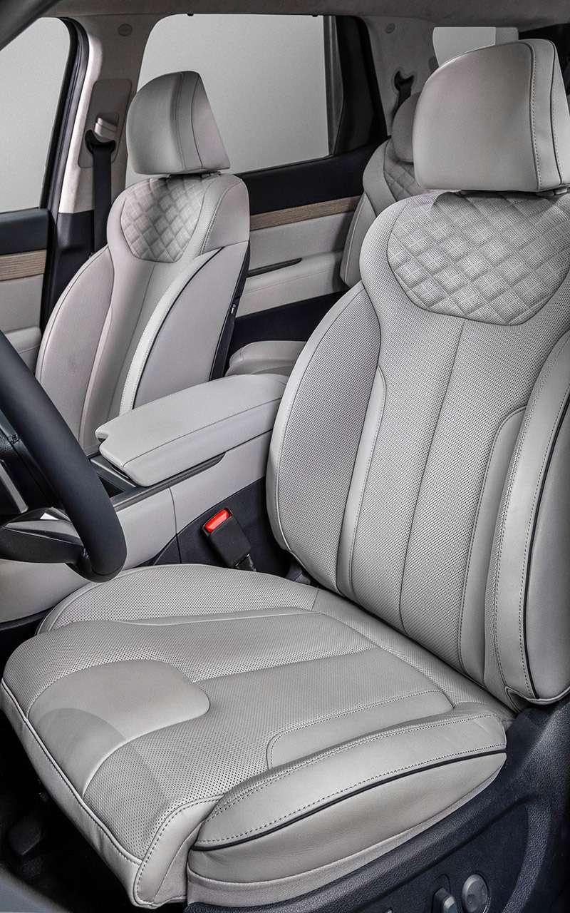 Hyundai Palisade: рассаживаем семерых— фото 1234037
