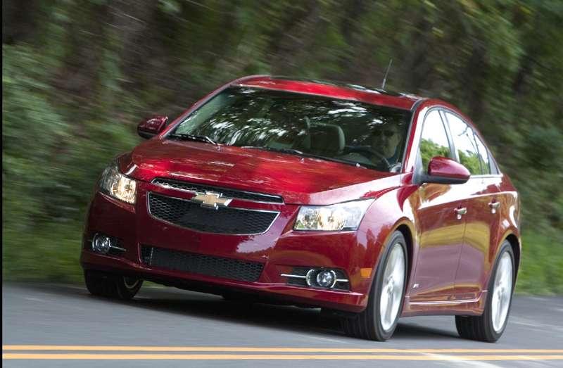 Chevrolet Cruze срегулятором RVC проедет лишнюю дюжину км