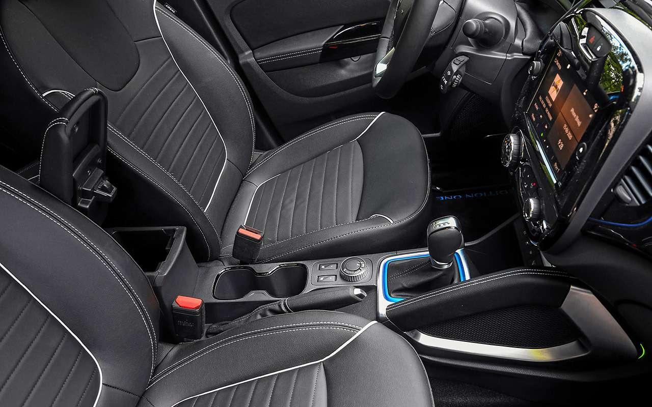 Новый Kaptur или Arkana: какой Renault вам нужен— фото 1160470