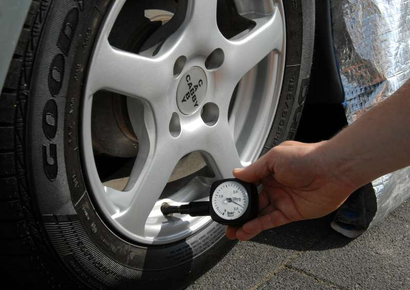 GoodYearCaravan Tire Pressure nocopyright