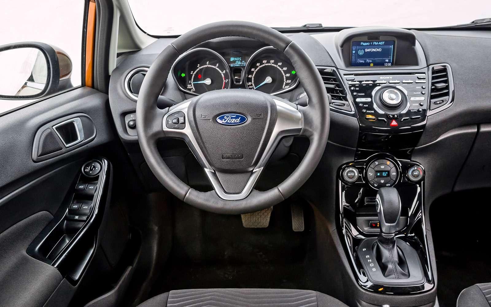 VWPolo GTпротив конкурентов: тест на«Смоленском кольце»— фото 644218