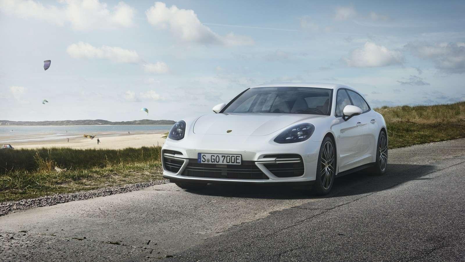 Porsche рассекретила самый крутой «сарай» вмире— фото 798456