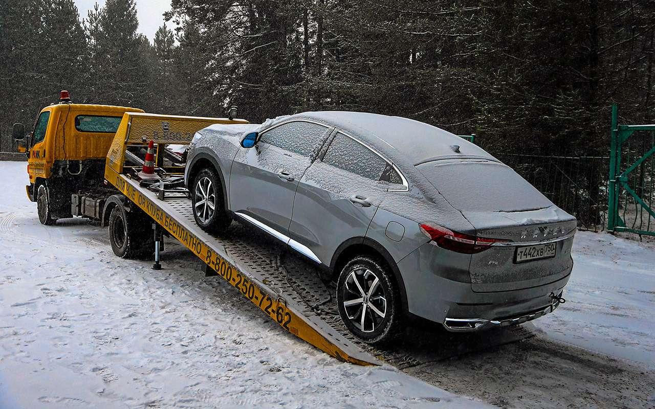 Кросс-купе изКитая, Франции иЯпонии: большой тест «Зарулем»— фото 1079523
