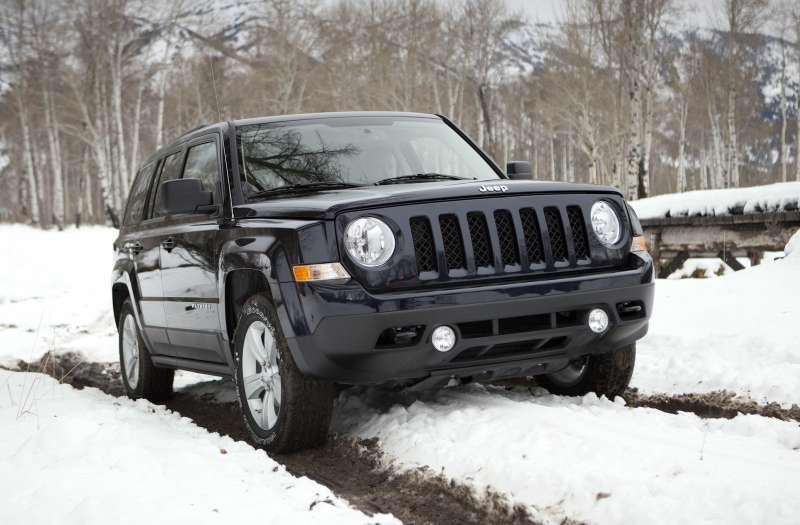 Jeep отзывает в Российской Федерации около 500 вседорожников Jeep Liberty