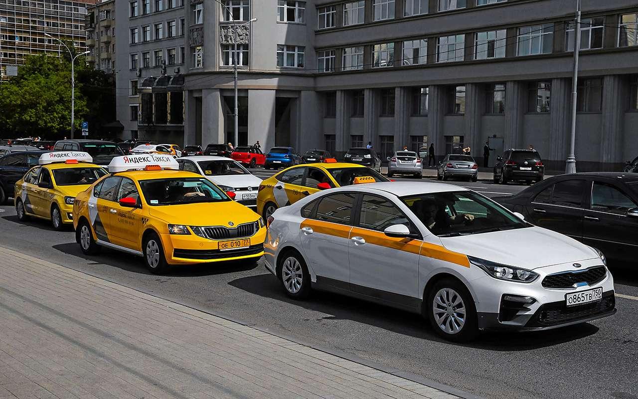 Свое авто, такси, каршеринг, подписка— что выгоднее?— фото 1143425