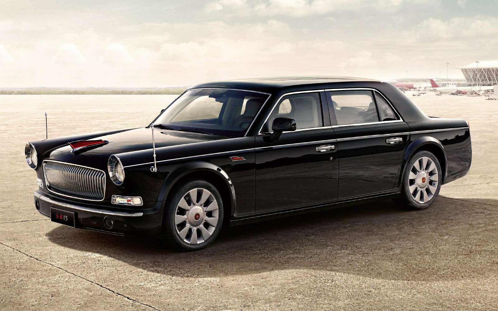 Дороже S-класса: самый крутой китайский седан поступил впродажу— фото 825579