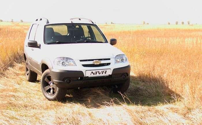 Chevrolet Niva получит спецверсию длязимы— фото 391128