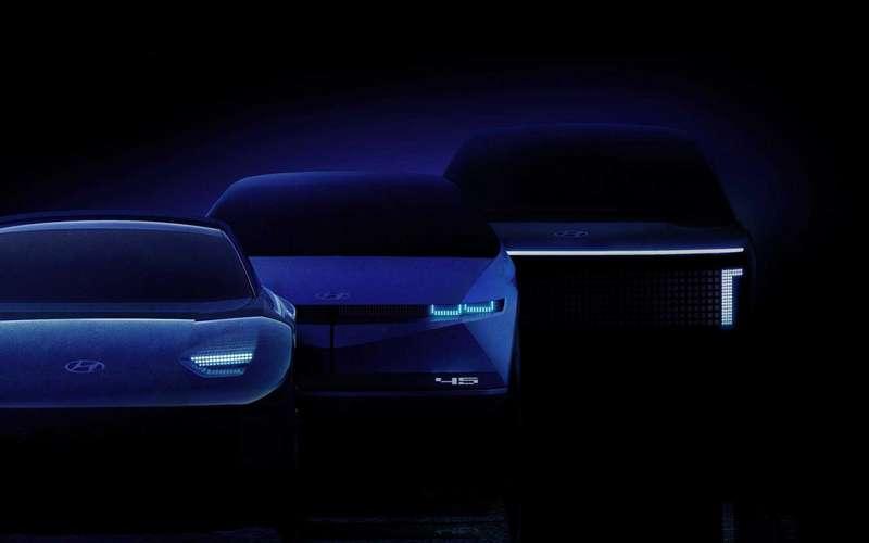 Hyundai, Genesis... Теперь— Ioniq!