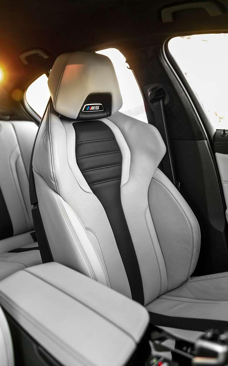 Новый BMW M5— теперь сполным приводом!— фото 876081