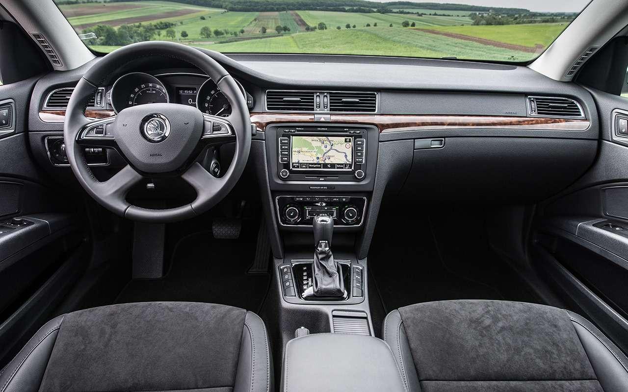 Новая Toyota Camry и5нормальных альтернатив— вызакакую?— фото 1255424