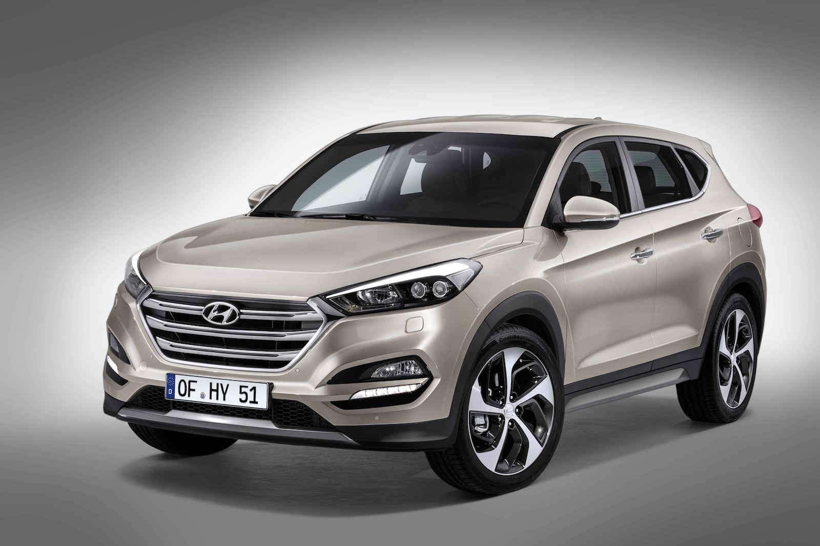 Hyundai Tucson или Santa Fe: на что потратить два миллиона рублей? — фото 601322