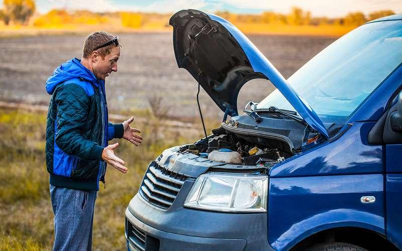 Мотор не тянет: полный список причин ичто делать