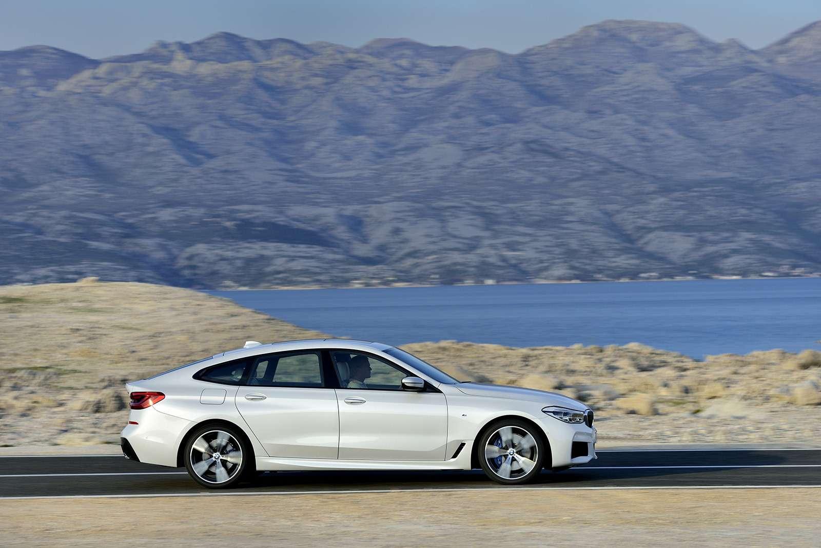 BMW6-й серии GTдляРоссии— комплектации ицены— фото 776374