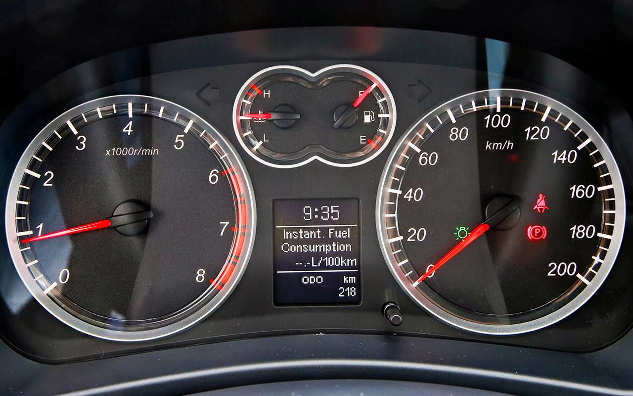 Foton Sauvana, DWHower H3или УАЗ Патриот— тест ЗР— фото 804606