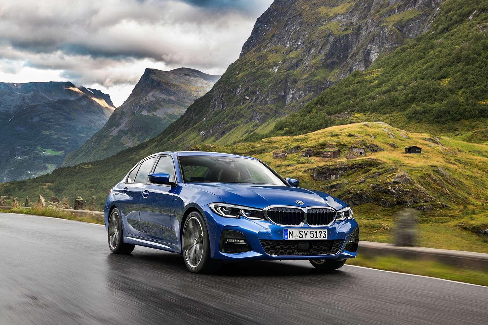 Новая 3-я серия BMW: мызнаем все ороссийской версии— фото 910317