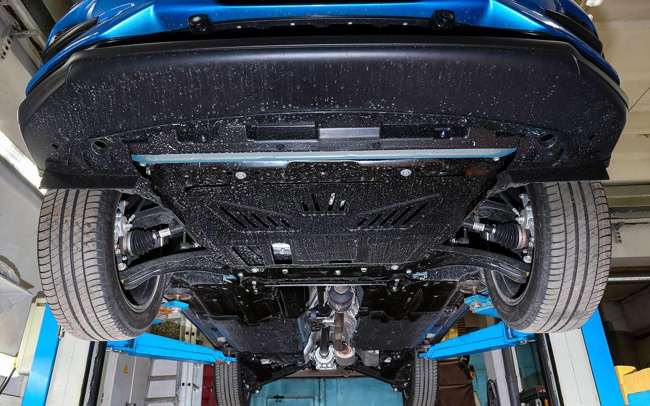 Renault Arkana, Nissan Qashqai, Kia Sportage: проверка бездорожьем иасфальтом— фото 1009936