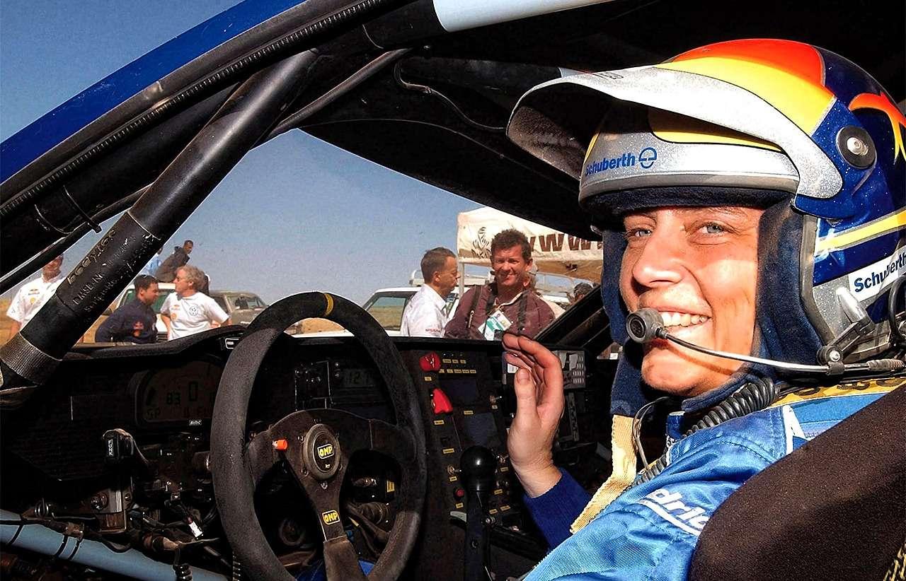 Женщины вавтоспорте: отистоков донаших дней— фото 851645