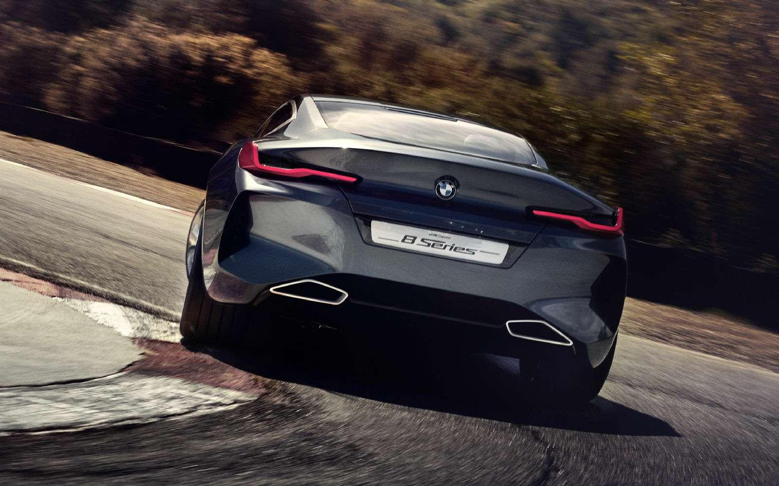 Великолепная «восьмерка»: новое купе BMW— теперь скристаллами!— фото 756650