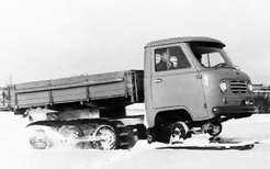 Гусеничный УАЗ-451