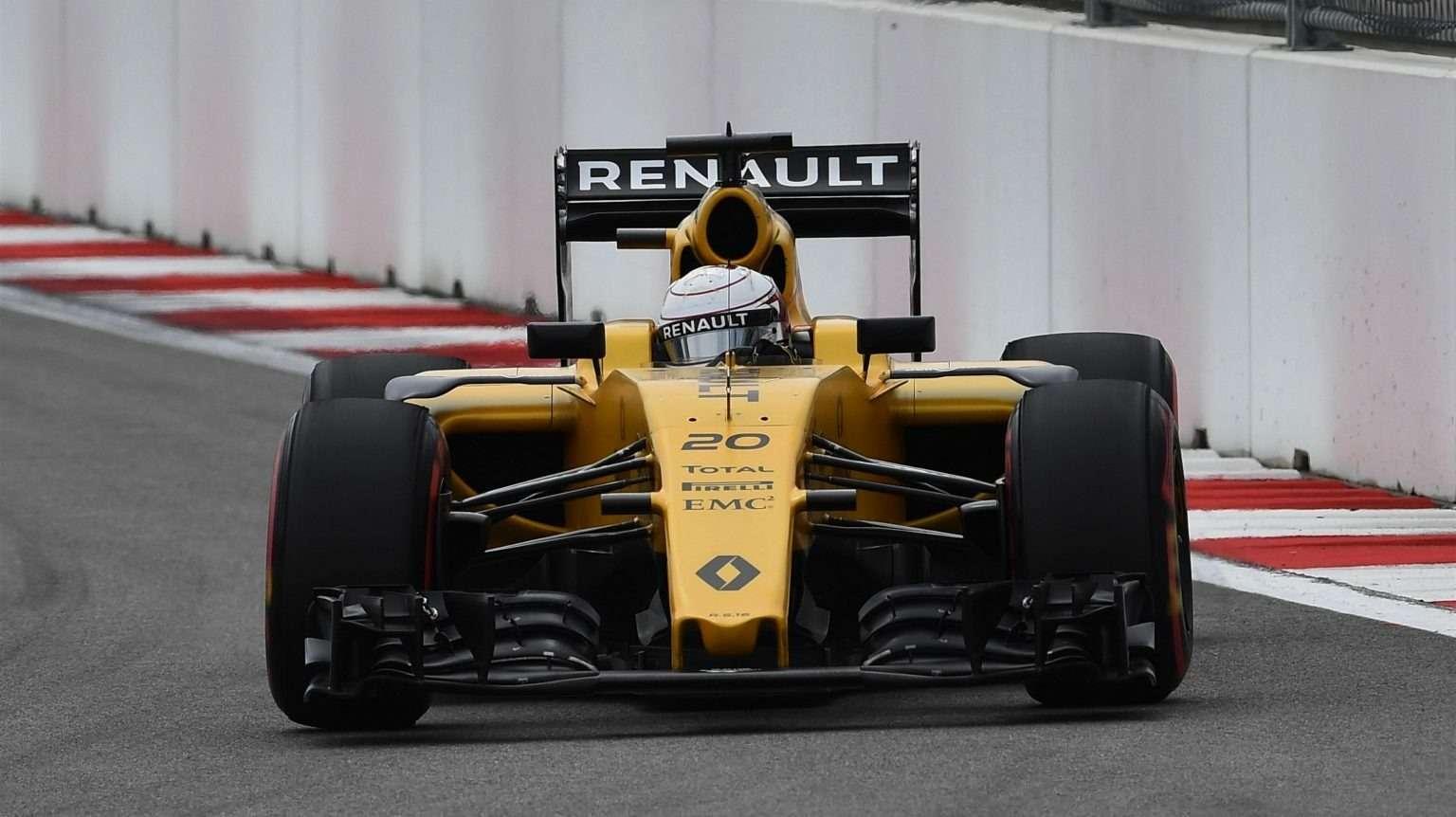 Формула 1, Сочи, Гран При России, Сочи Автодром, Кевин Магнуссен, Renault