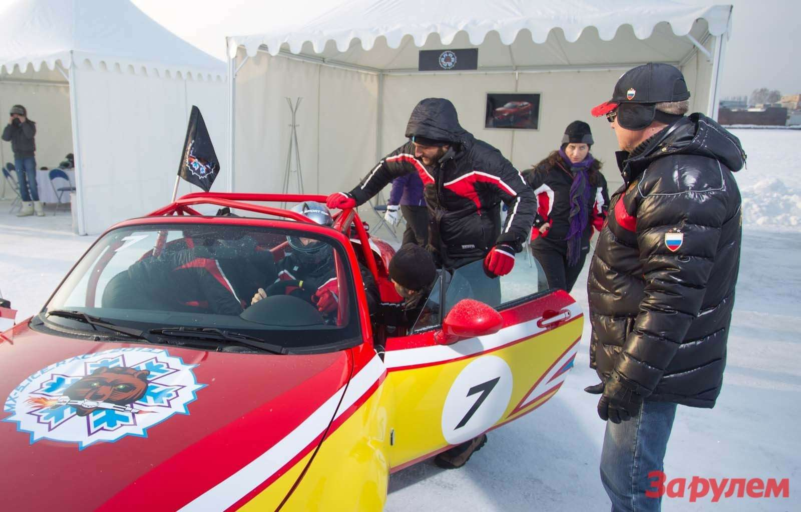 Mazda MX 5 Ice Race 2013      147