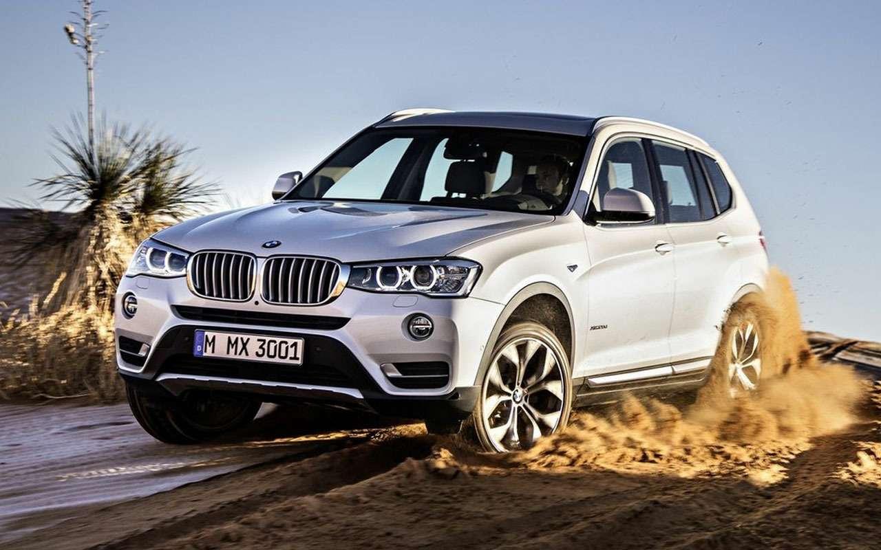 Хочу BMW спробегом— все главные проблемы— фото 1229853