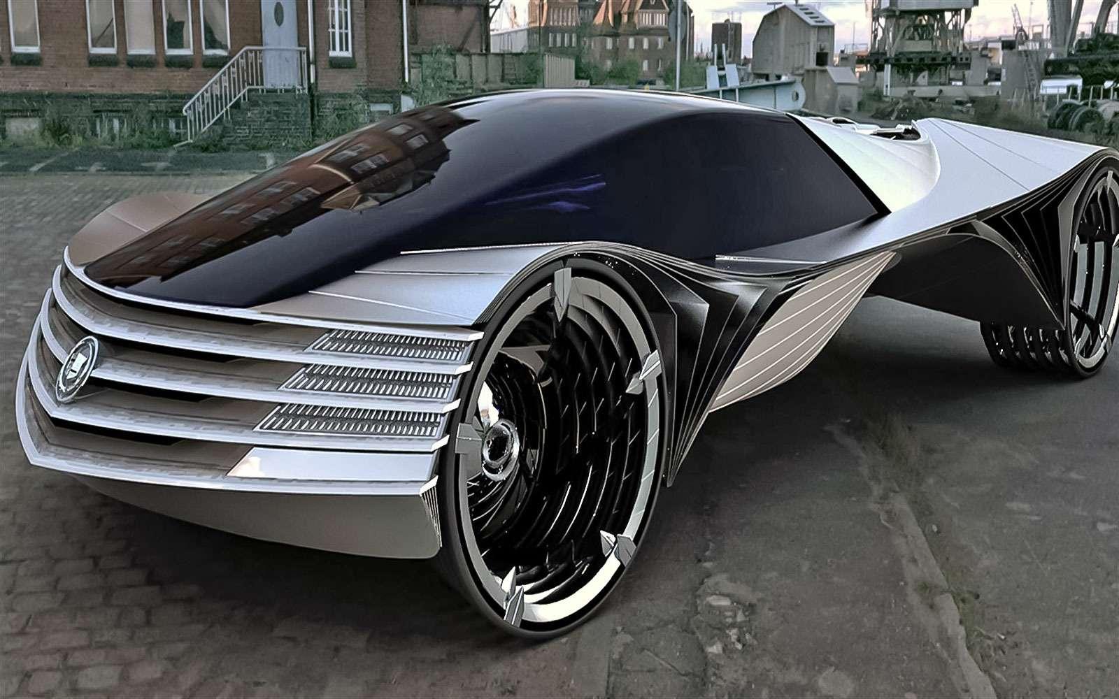 2013 Cadillac World Thorium Fuel