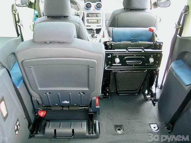 Peugeot 1007. Сезам открылся— фото 56416