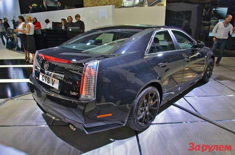 Cadillac CTS-V седан