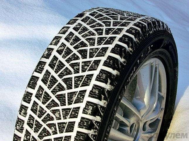 Тест нешипованные шины 255/55R18SUV: зимний балл— фото 89743