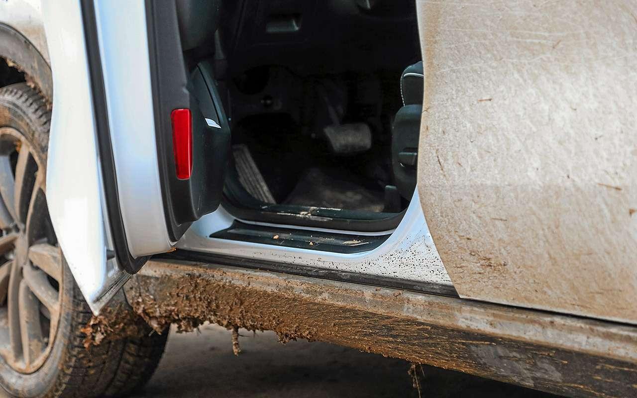 Новый Subaru Forester против конкурентов: большой тест кроссоверов— фото 935686