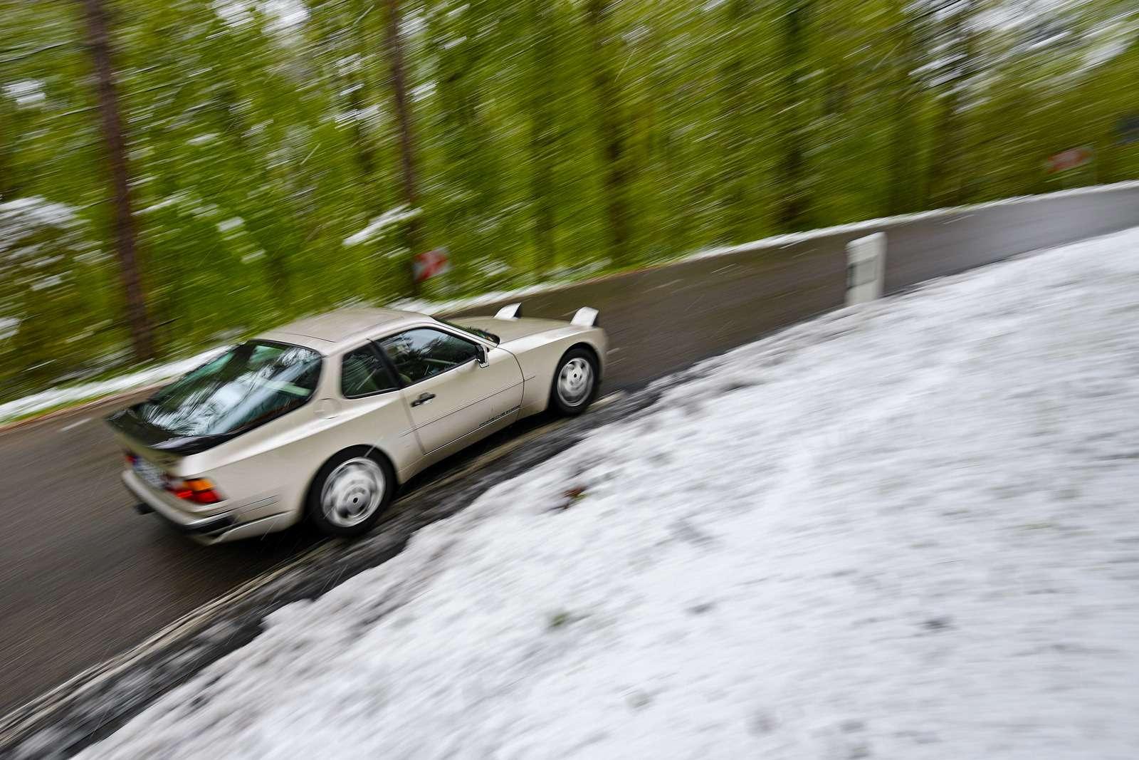 Глубокий TRANSaxle: отмечаем 40-летие Porsche классической компоновки— фото 605433
