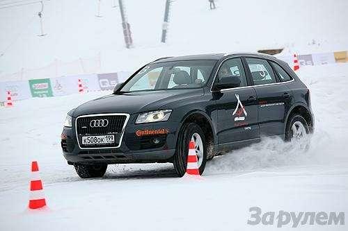 Audi quattro Camp: Q5в своей стихии (ВИДЕО)— фото 6105