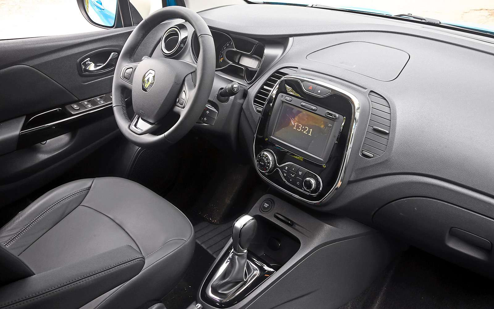 Тест Renault Kaptur CVT: проверка навариативность— фото 645091
