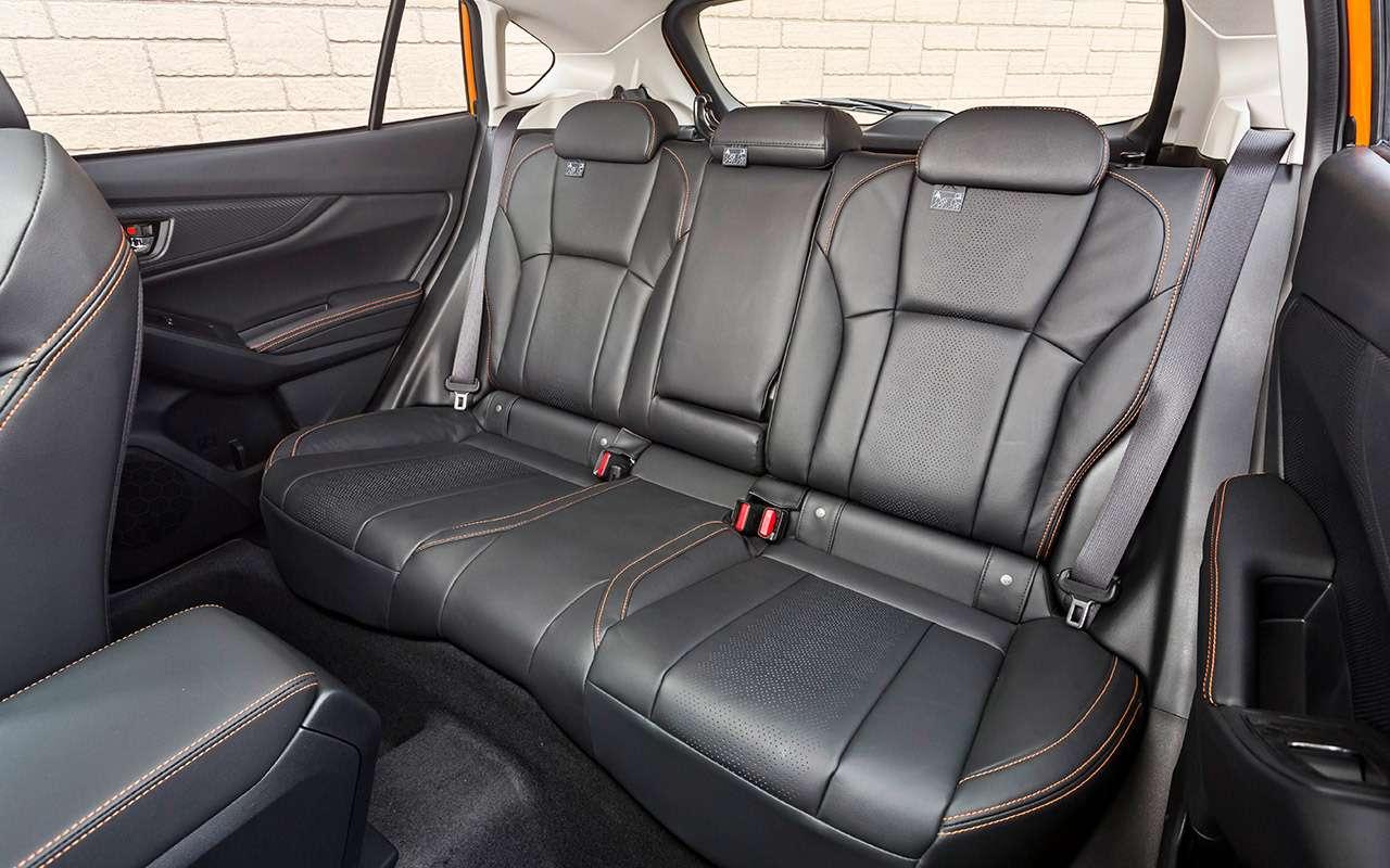 Новый Subaru XV— тест-драйв ЗР— фото 809514
